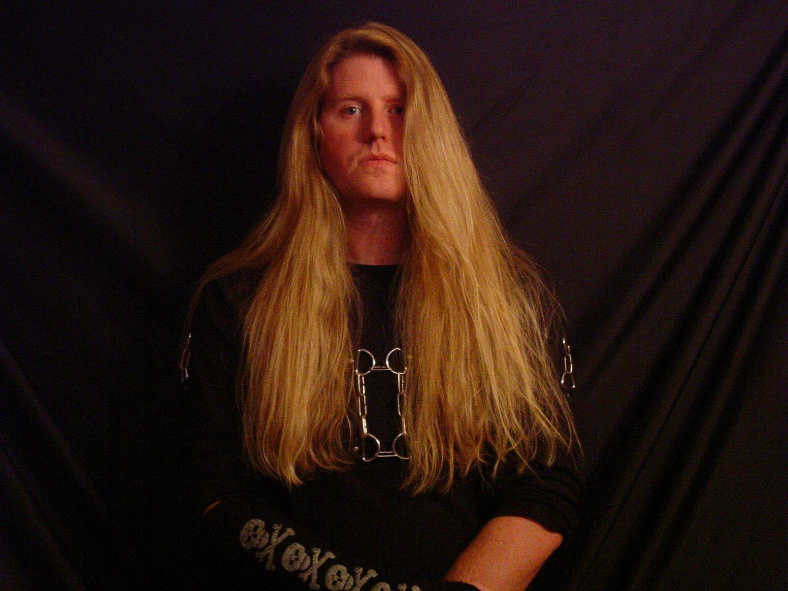 Tom McDyne with DOCTRINE at the PROGPOWER USA photo-shoot