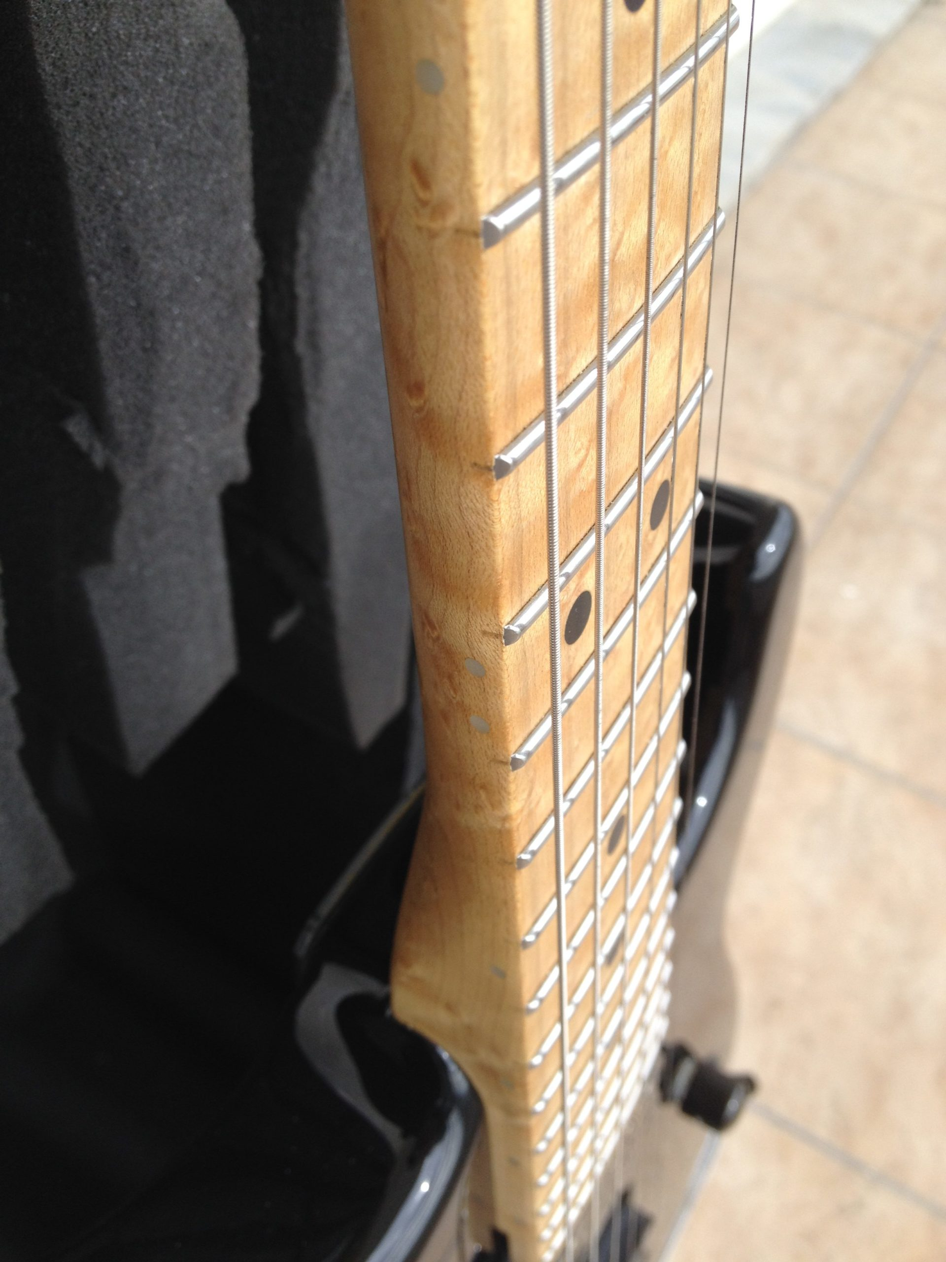 Tom McDyne - SavaGear - Charvel Modern Classic signature moded 1 of 1 ever produced