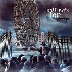 Tom McDyne with Jon Oliva's Pain